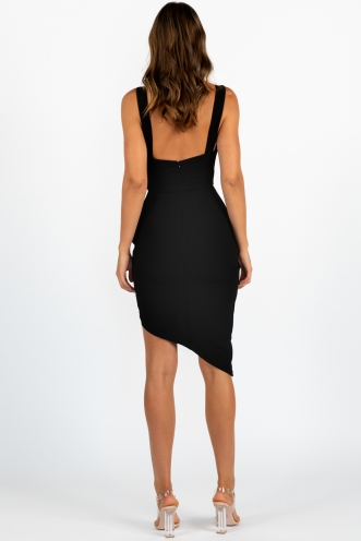 It's Love Dress Black