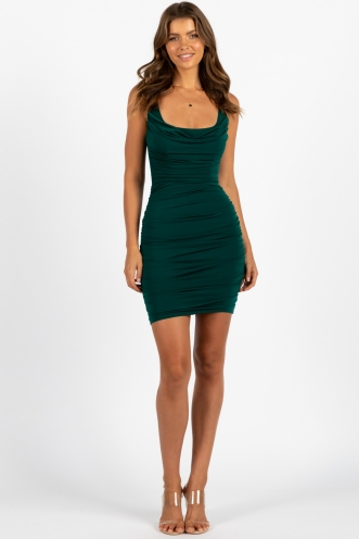 Your Love Dress Green
