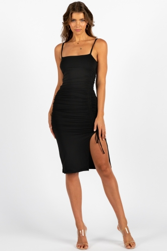 Zandra Dress Black