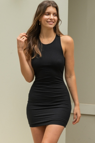 Sporty Spice Dress Black