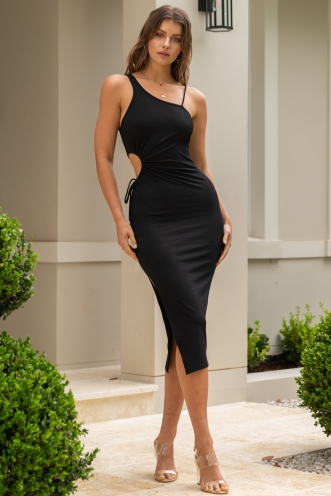 Tessa Dress Black