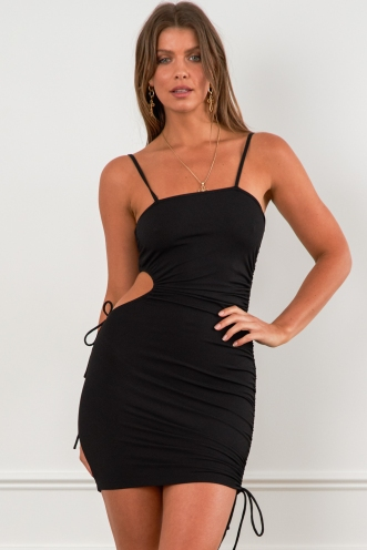 Lianna Dress Black