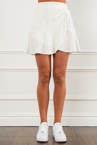 Rossa Skirt White