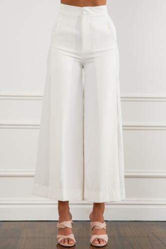 Dallas Pants White