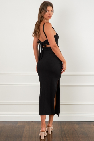 Jenni Dress Black