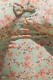 Mary Anne Top Green/Pink Floral