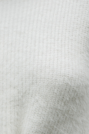 Kandy Knitted Jumper White