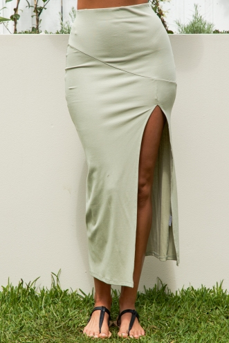 Alchemy Skirt Khaki