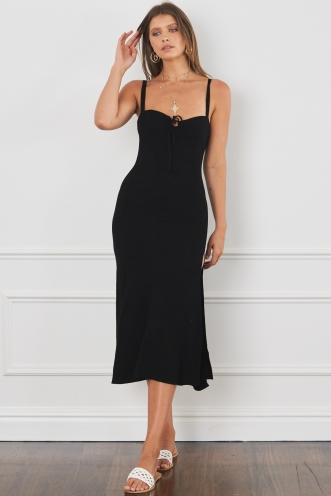 Perri Dress Black