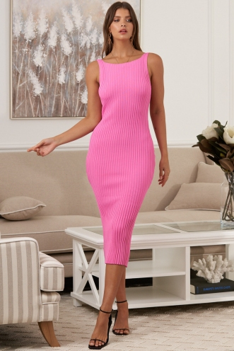 Siobhan Dress Pink