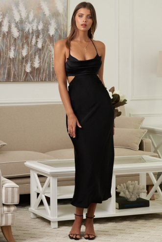 Robbie Dress Black