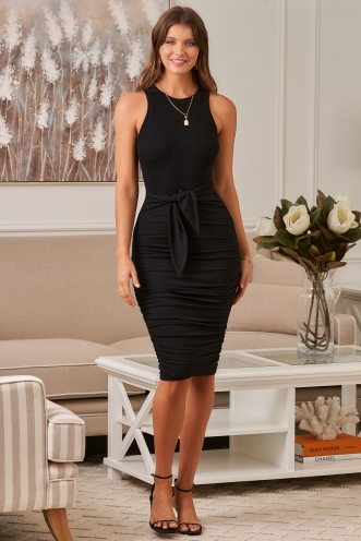 Kacy Dress Black