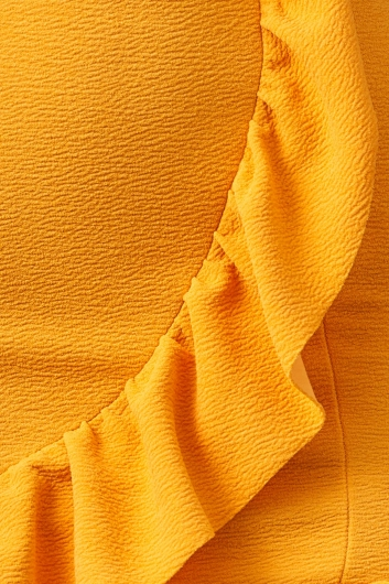 Before My Time Dress - Yellow