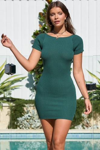 Passion Dress Green