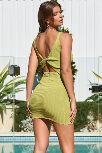 Jessie Dress Green