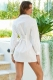Moulin Rouge Dress White