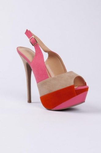 Pina Colada Slithers Shoes-SALE
