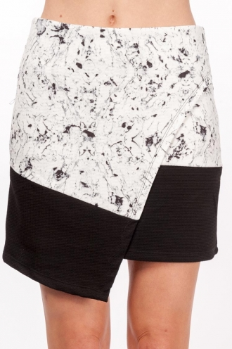 Sweet Potato Skirt-White