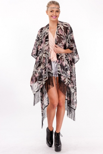 Earl Grey Icecream Kaftan