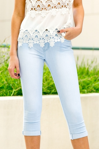 Cameral Cheesecake Jeans- Blue