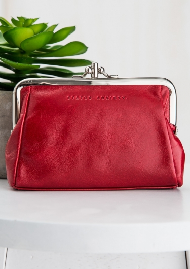STATUS ANXIETY PHOBE WALLET-RED